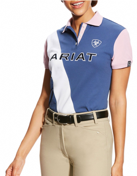 Ariat Taryn Ladies Polo Shirt